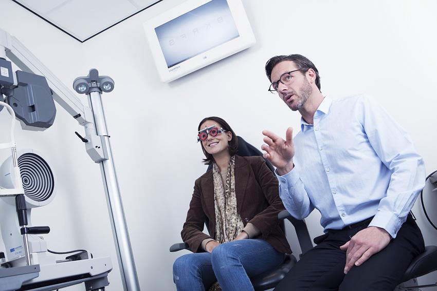 Kto to jest i corobi: okulista, optometrysta, optyk